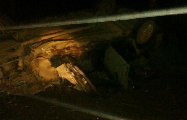 ВРыбинске умер мужчина, перевернувшись на«Ладе»