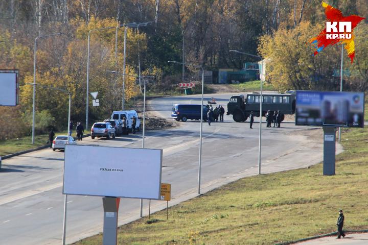 СМИ узнали обомбе вмашине подозреваемых втерроризме вНижнем Новгороде