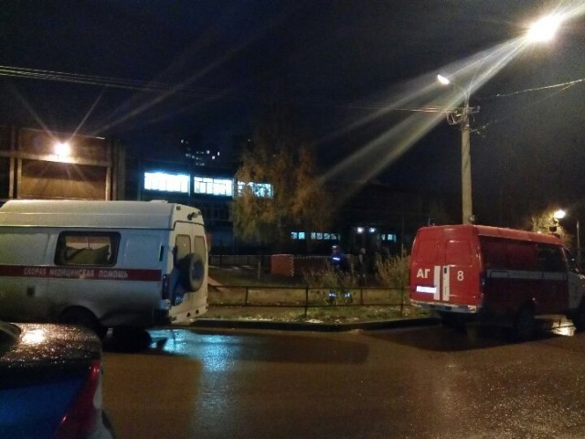 ВПерми школа №135 была эвакуирована из-за подозрительного предмета