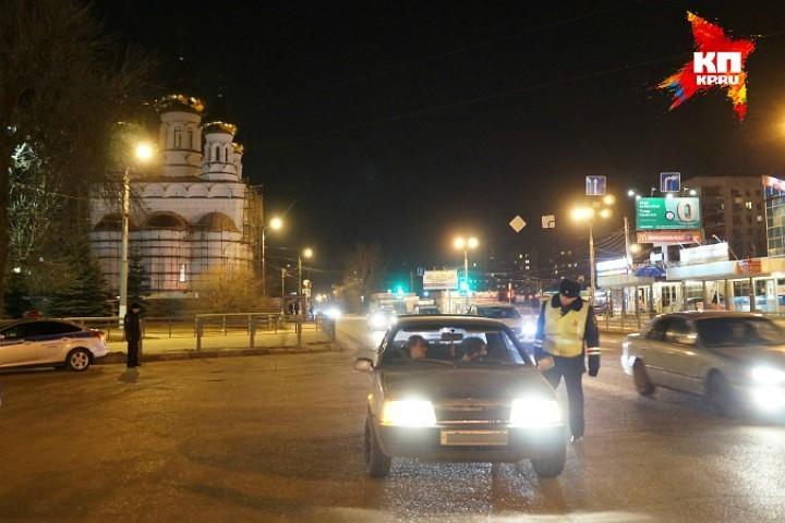 ВКурской области стартовал очередной рейд против нетрезвых водителей