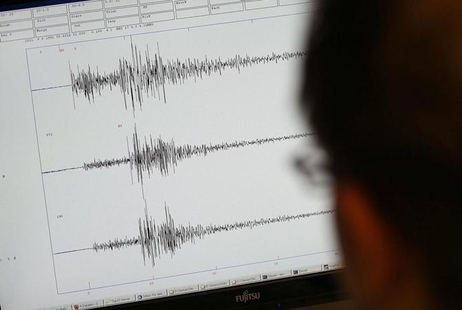 Утром вИталии случилось новое землетрясение