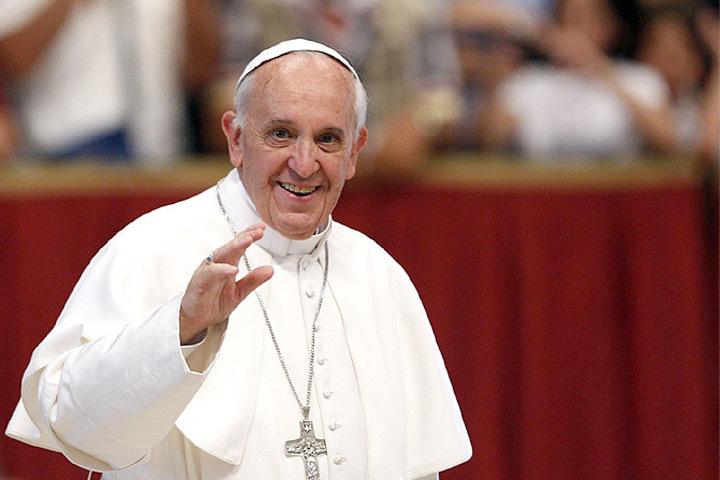 Папа Франциск примет участие в празднествах вШвеции