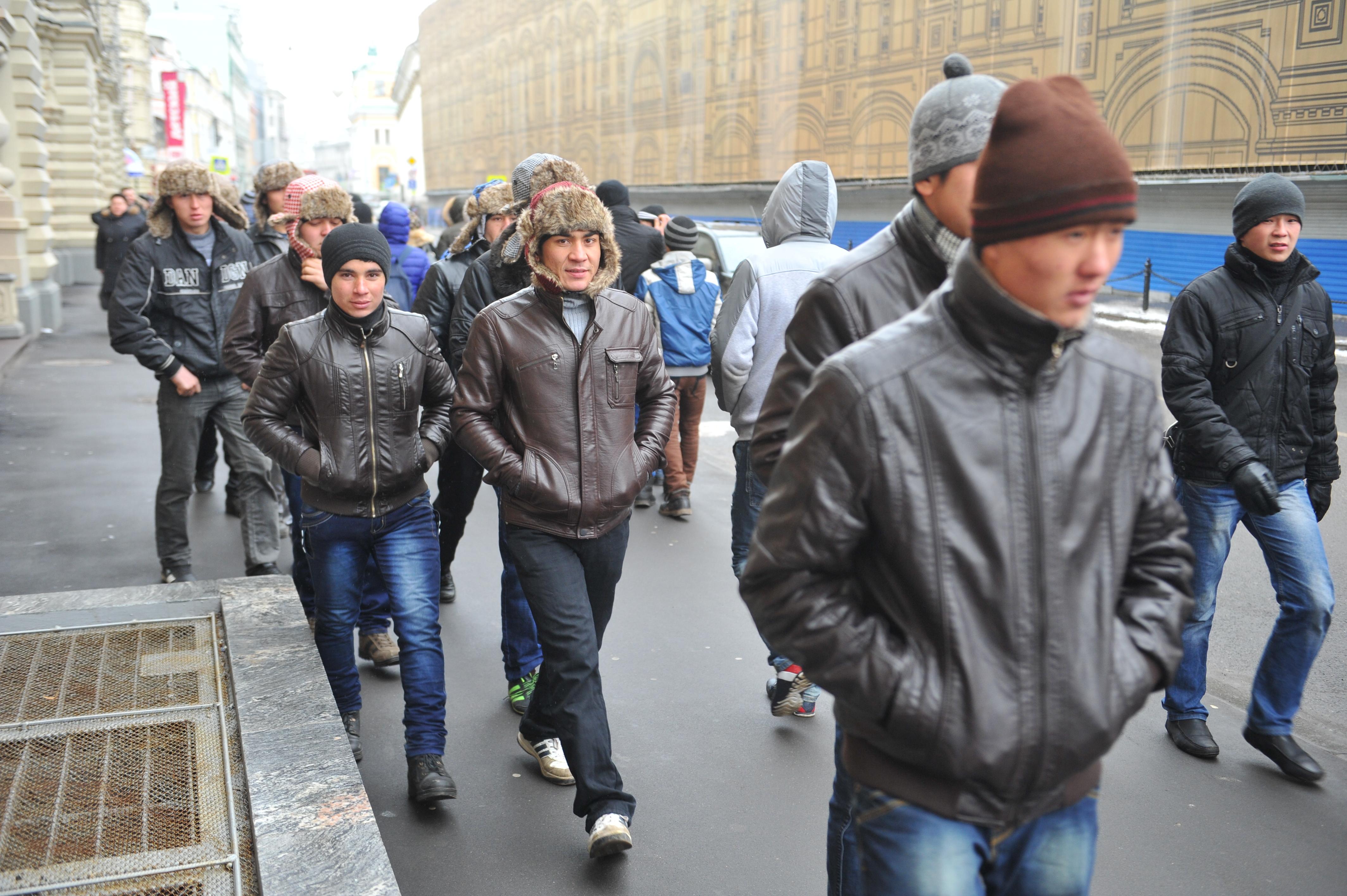 В 2016-ом году численность граждан Красноярского края увеличилась на424 человека