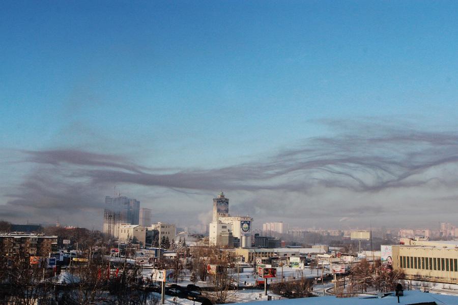 Первое место вгосударстве повыбросам ватмосферу уЧелябинской области