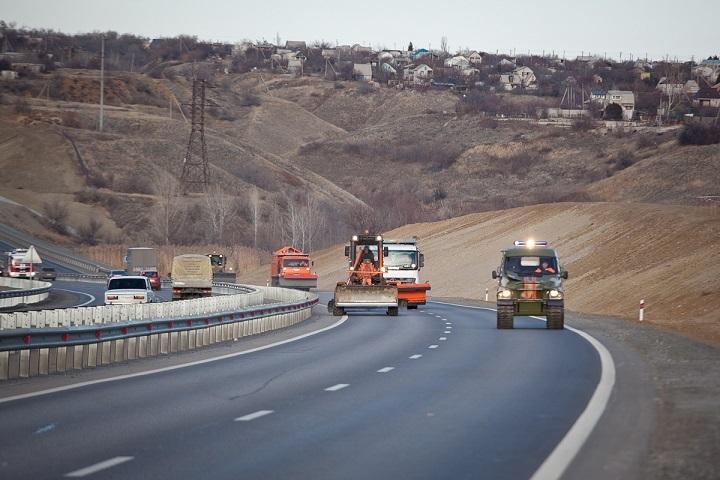 Дорожники Волгоградской области перешли назимний режим работы