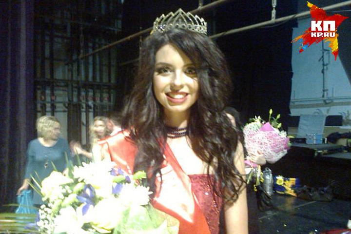 Стало известно имя победительницы конкурса «Мисс Кузбасс-2016»