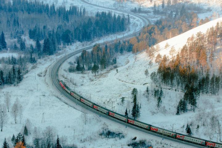 Осенью идекабре пассажиров поездов дальнего следования КрасЖД ожидают большие скидки