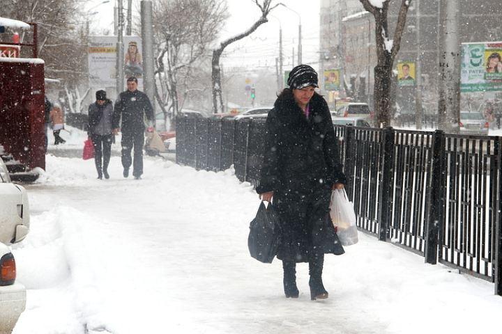 Наследующей неделе вПерми предполагается похолодание иснег