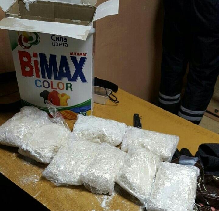ВВоронежской области упассажира иномарки отыскали 4кг синтетических наркотиков