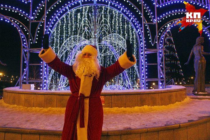 Даты открытия новогодней елки и основных мероприятий праздника огласили вмэрии