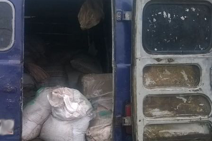 Набрянской границе остановили мясной караван с Украинского государства