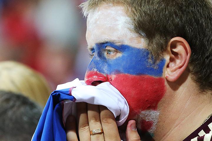 1-ый матч на«Фиште» русские футболисты сыграют сбельгийской сборной