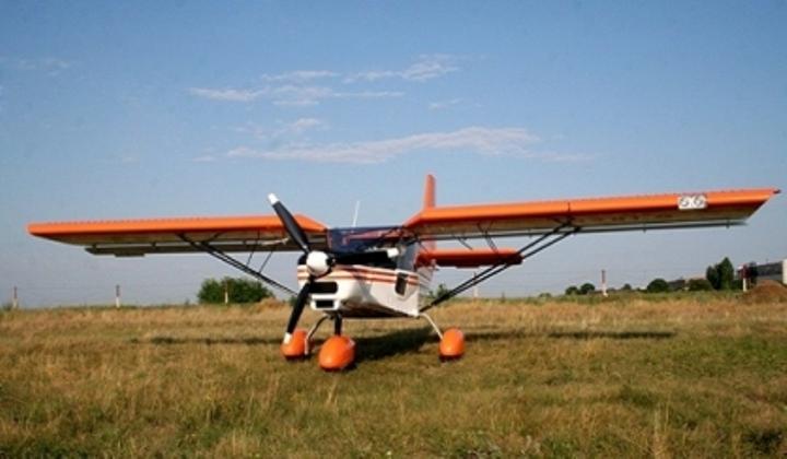 Жителя Курска накажут запопытку покатать пассажиров насамодельном самолете