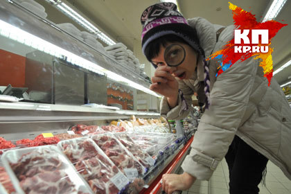 ВОмске в реализацию поступила колбаса сртутью