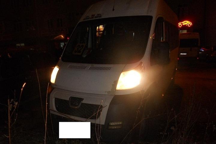ВСтаврополе повине водителя маршрутки пострадал пассажир