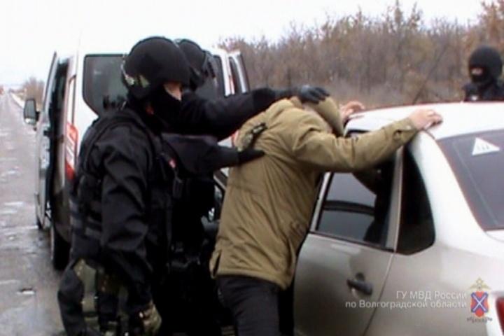 Руководитель поселения вКамышинском районе схвачен при получении миллионной взятки