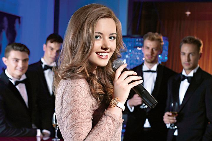 Моника Педерсен. Фото: с сайта mixnews.lv