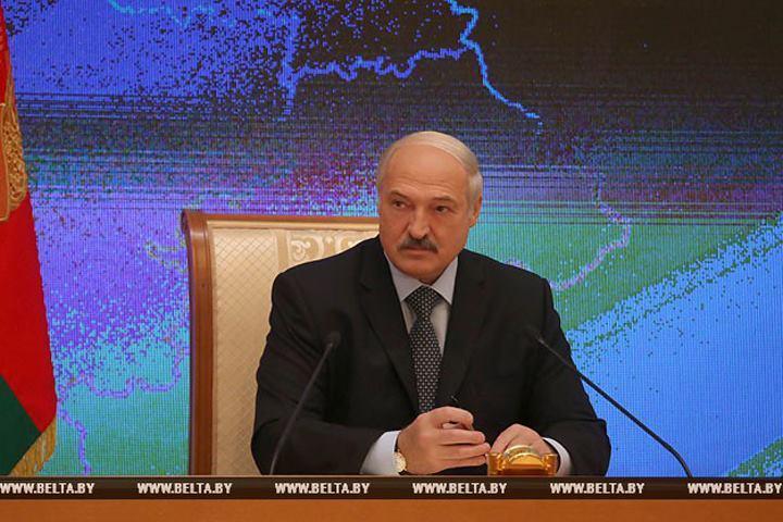 Лукашенко считает, что некоторые в России боятся конкуренции. Фото: БелТА