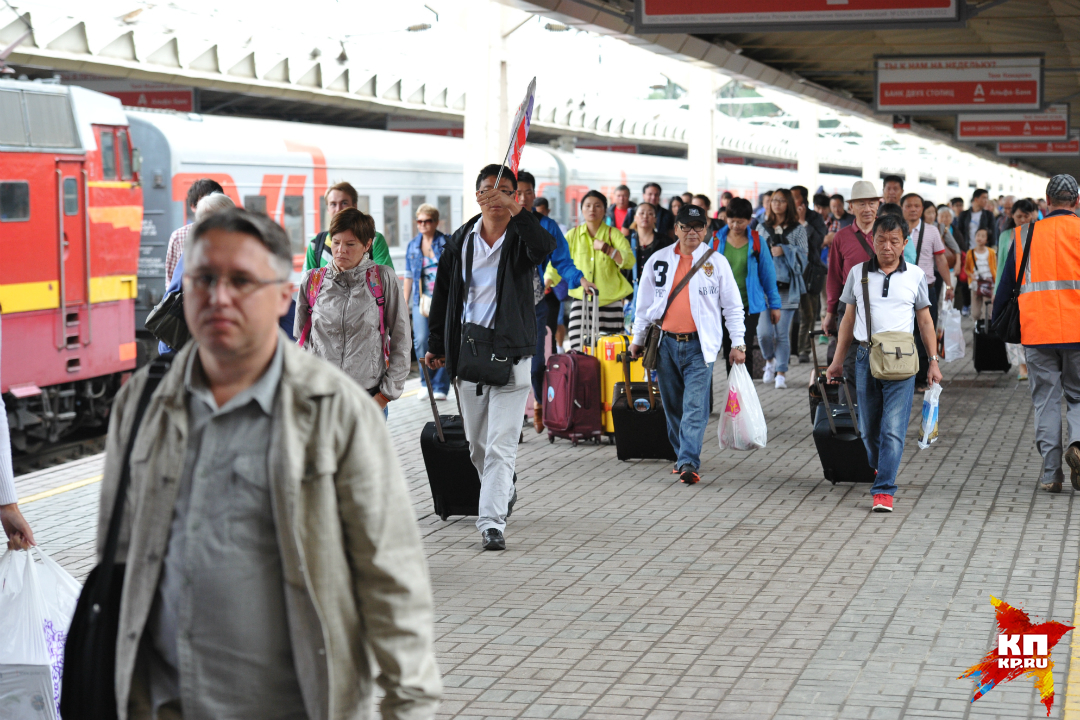 Накировском вокзале построят два 40-метровых навеса отдождя иснега