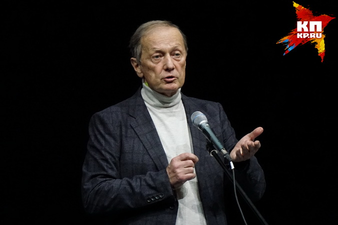 Михаил Задорнов отменил собственный концерт вРязани