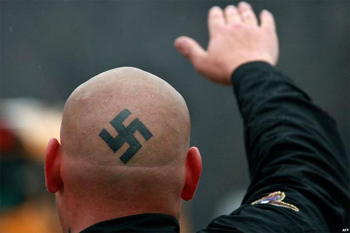 Представители ультраправых организаций стран Северной Европы могут провести демонстрацию в День независимости Финляндии. Фото: AFP