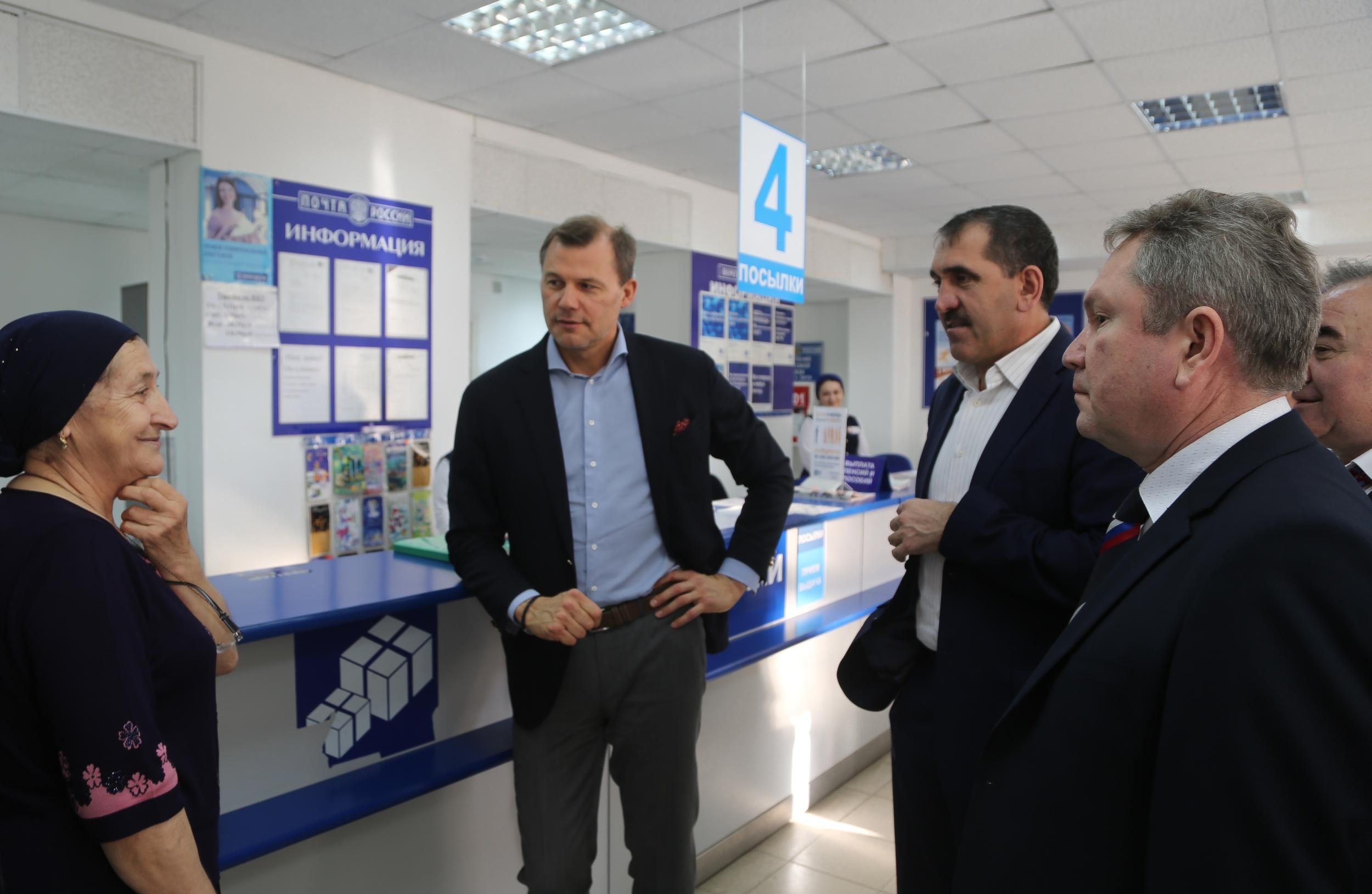 Минкомсвязи разрешило главе «Почты России» получать 10 млн руб. вмесяц