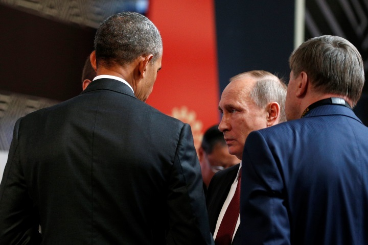 На саммите в Лиме состоялся последний разговор президентов России и США