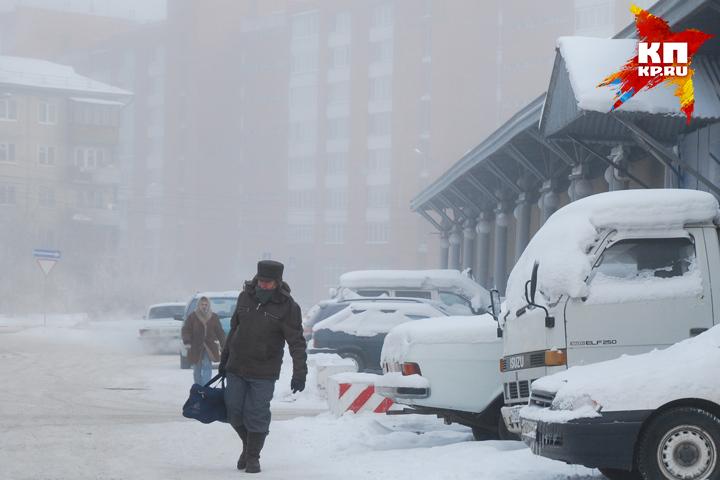 Прогноз погоды на 21 ноября в Иркутске: небольшой снег, ветер, и до -16