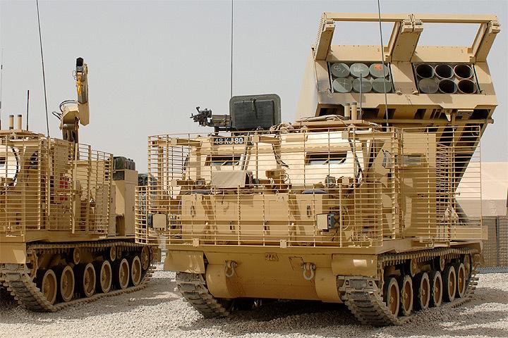 Британия передумала размещать в Эстонии ракетные комплексы. Фото: с сайта thinkdefence.co.uk