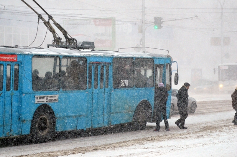 Увеличить стоимость проезда просят новосибирские перевозчики.