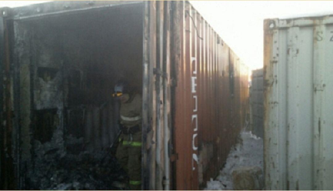 В Российской Федерации шесть человек погибли впожаре настройплощадке -- МЧСРФ