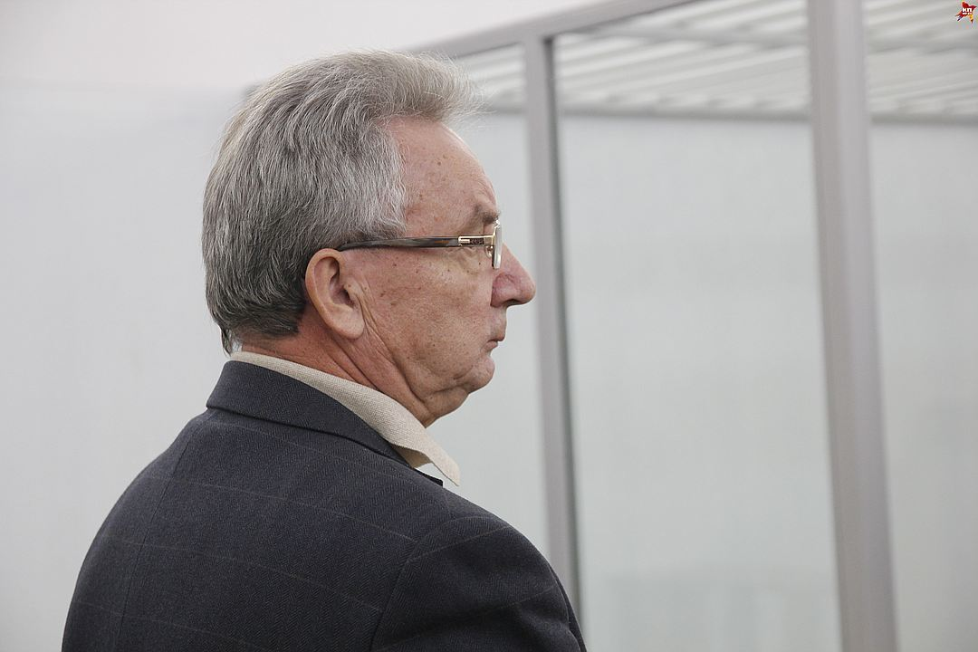 Юрия Бондаренко осудили за взятку. Фото: Мария РОЛЬСКИТЕ.