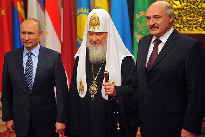 Патриарх, оценивая сотрудничество церкви и государства, назвал своей главной задачей работу с человеческим сердцем