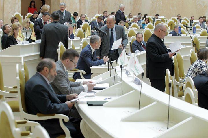 Новым представителем губернатора вЗакСе назначен Юрий Шестериков