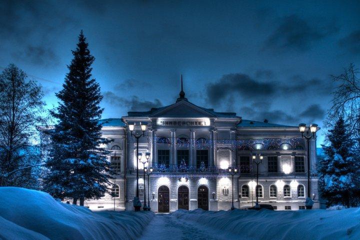 Томск вошел в число лучших городов страны. Фото: genautof.ru