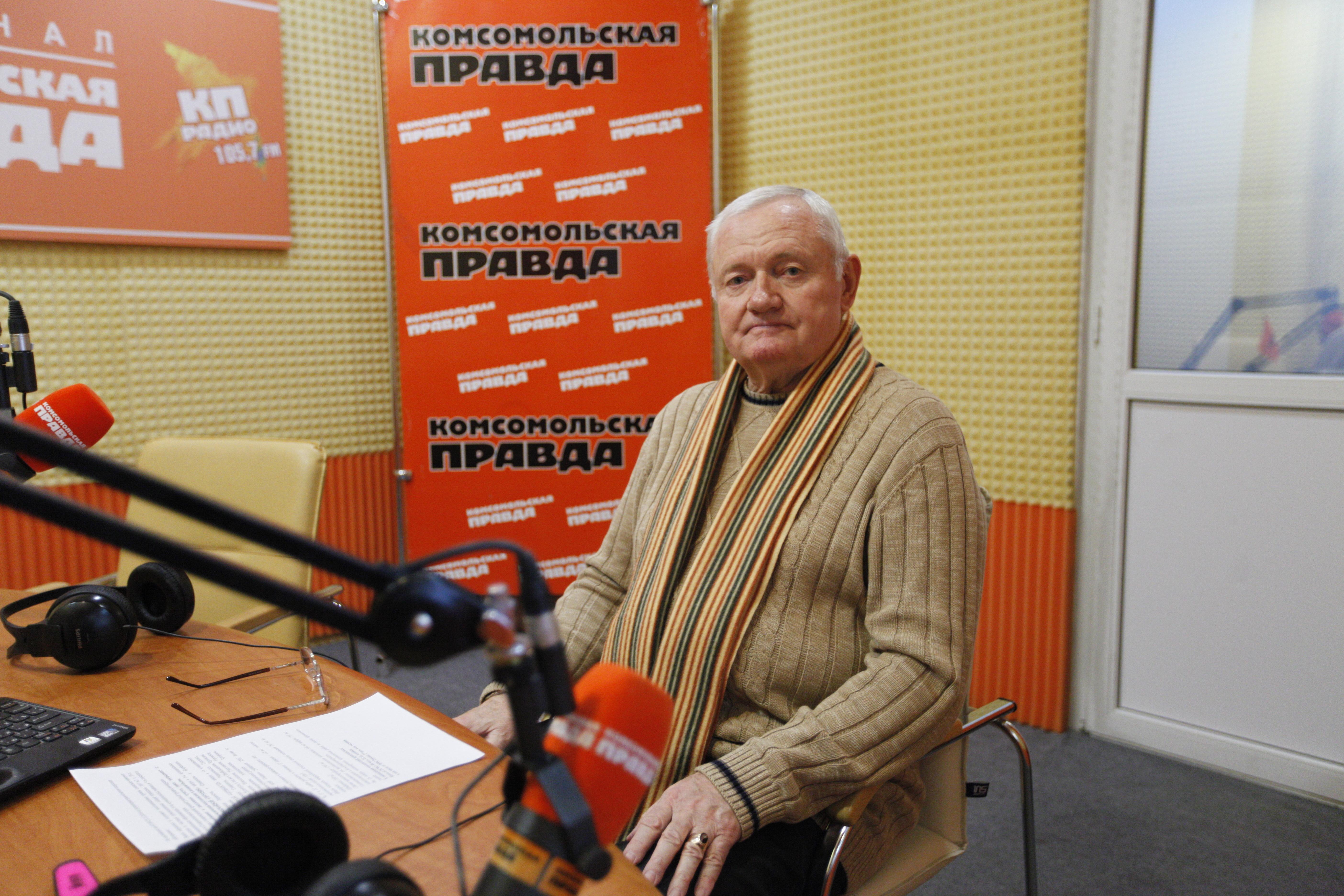 первый заместитель начальника филиала ПАСС СК - АСС СК Михаил Кривенко