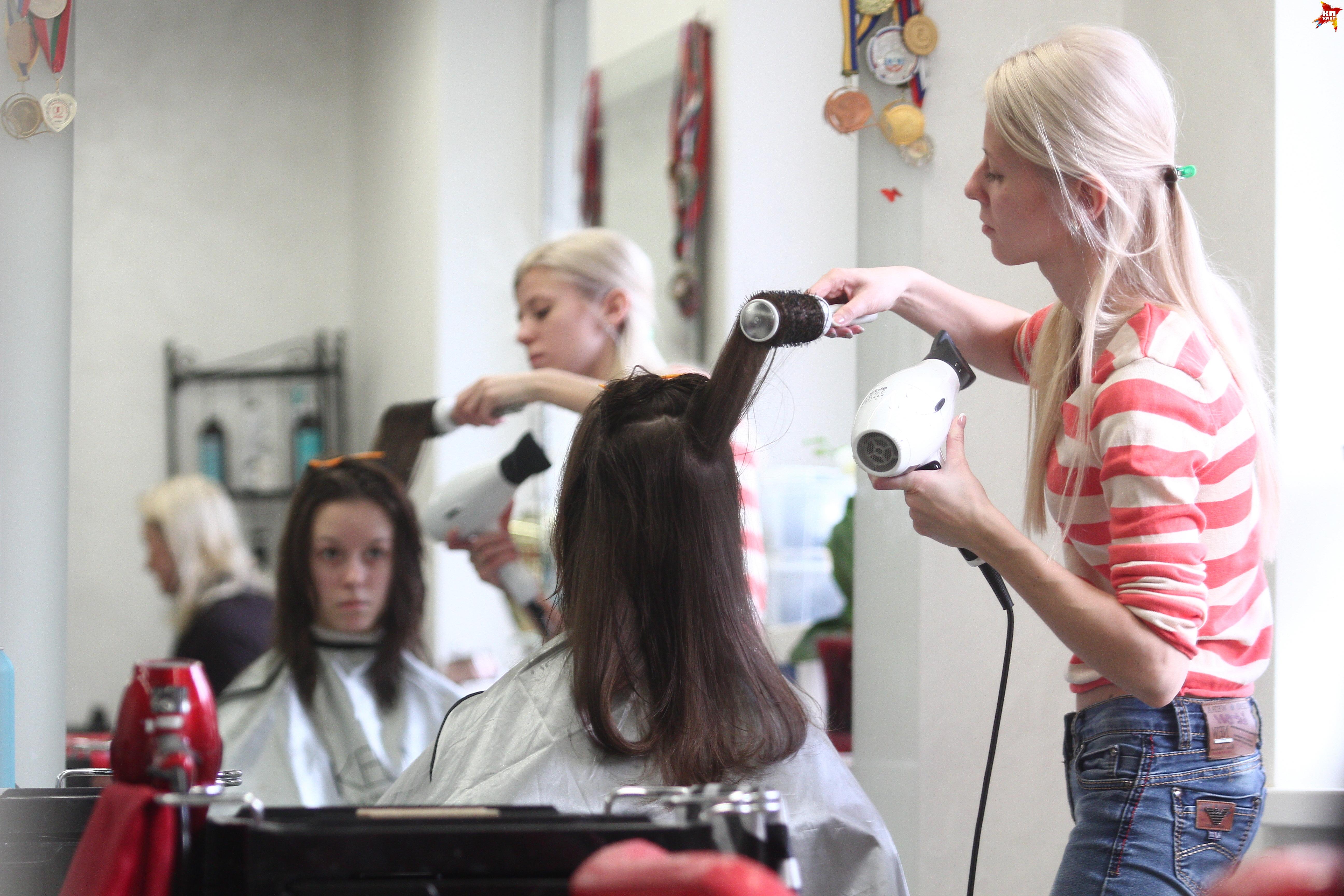 Мингорисполком составит рейтинг лучших парикмахерских столицы