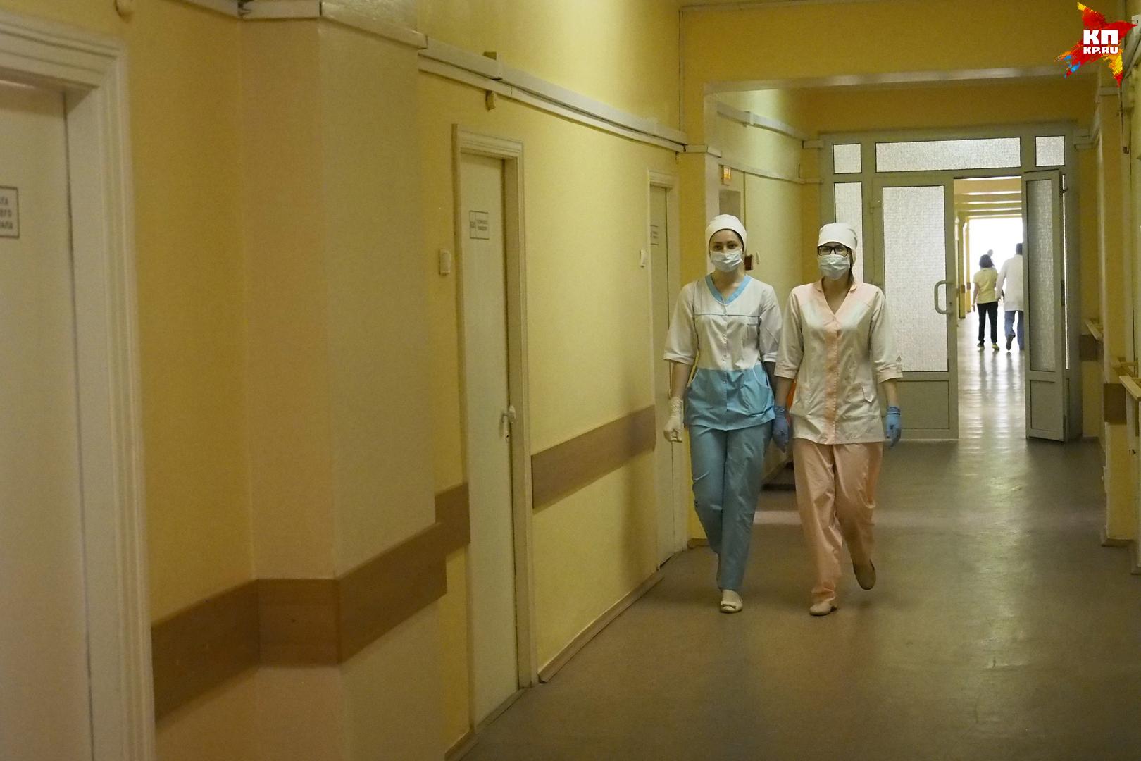 Как говорят в облздраве, почти каждый месяц хирургам больницы приходится бороться с опухолями.