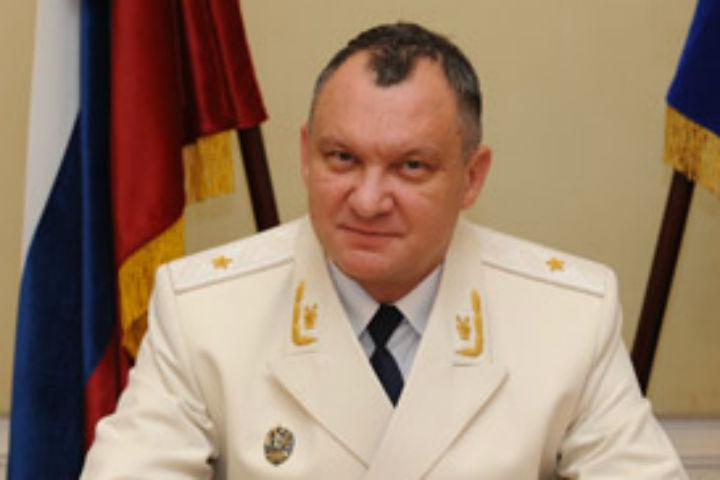 Новый обвинитель Ленобласти утверждён депутатами