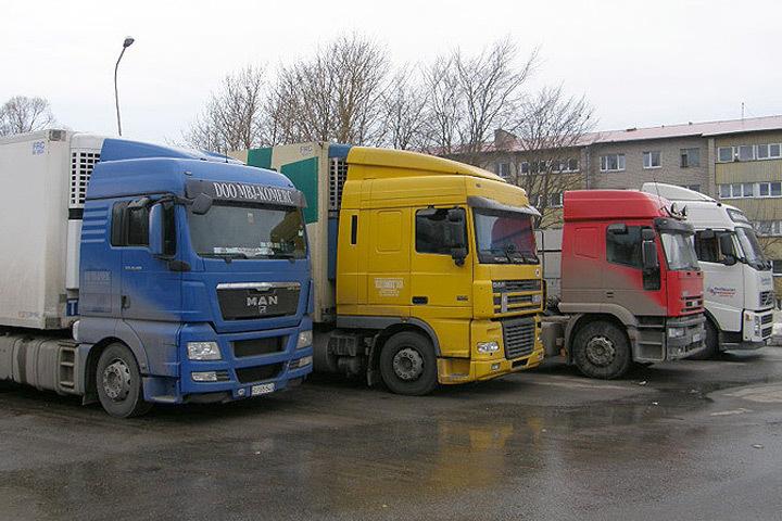 Рост продаж грузовиков за десять месяцев этого года в Литве был одним из наиболее заметных во всем ЕС.
