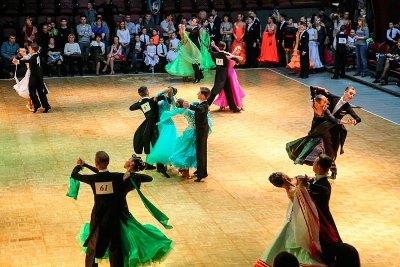 ВКраснодаре натурнир поспортивным танцам приедут 2 тыс. спортсменов