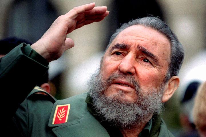 Фидель Кастро скончался на 91 году жизни