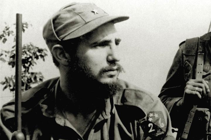 Кастро поклялся не сбривать бороду до победы мировой революции