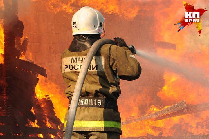 ВКемерове напожаре погибли три человека