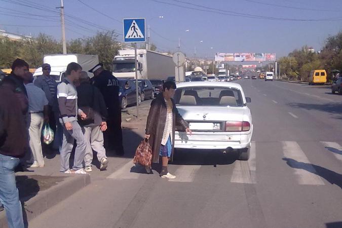 Засутки вВолгограде вДТП пострадали 5 пешеходов