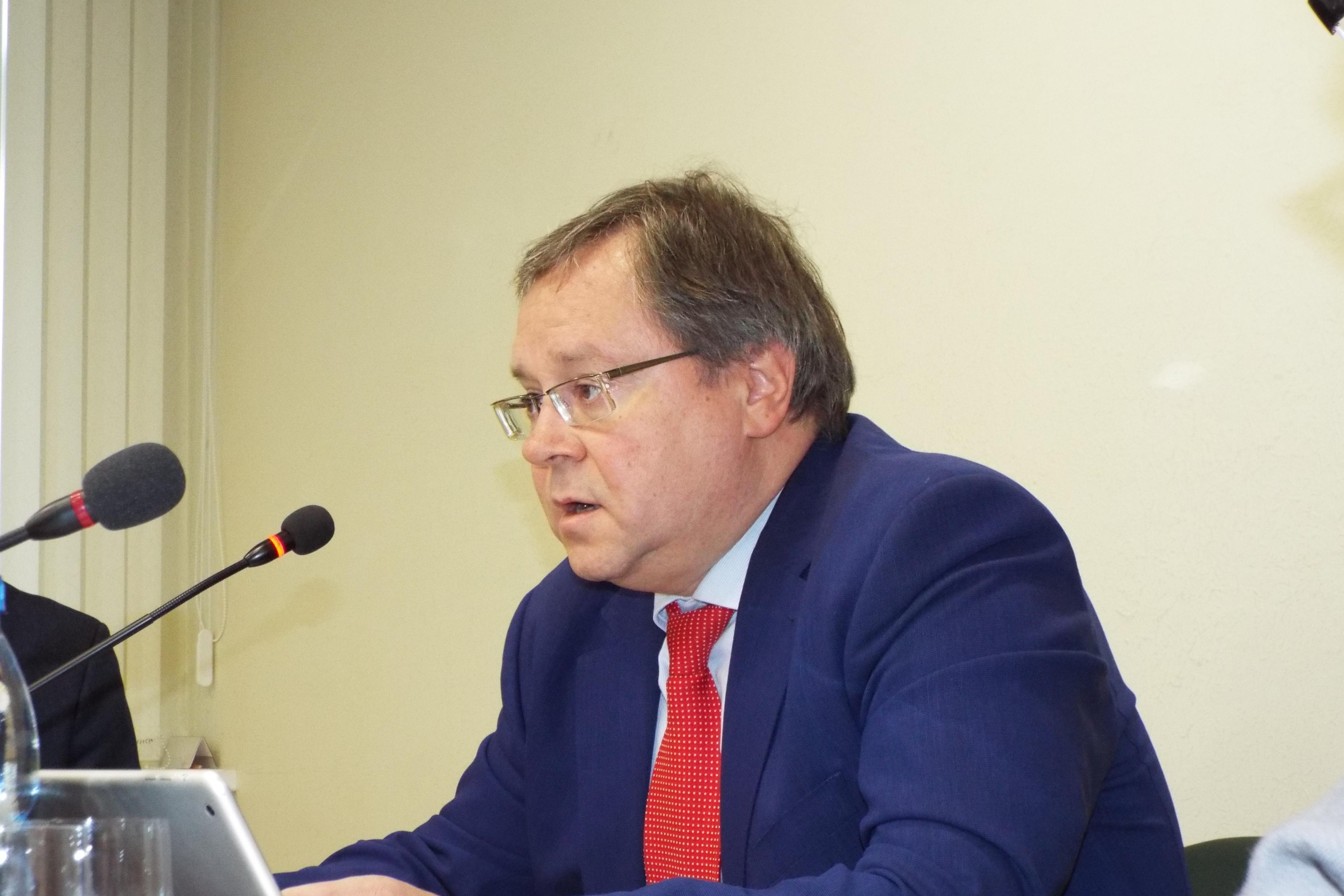 Валерий Козлов хотел бы видеть сыктывкарца на посту мэра