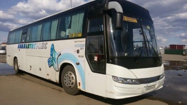 Цена билета по маршруту №525 снижена до 300 рублей
