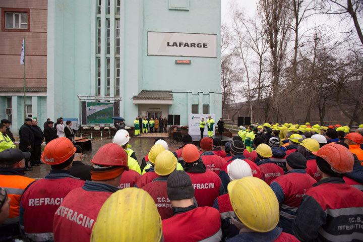 Фото: Lafarge Moldova