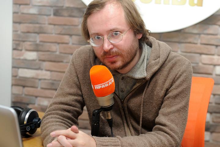 Публицист Дмитрий Ольшанский