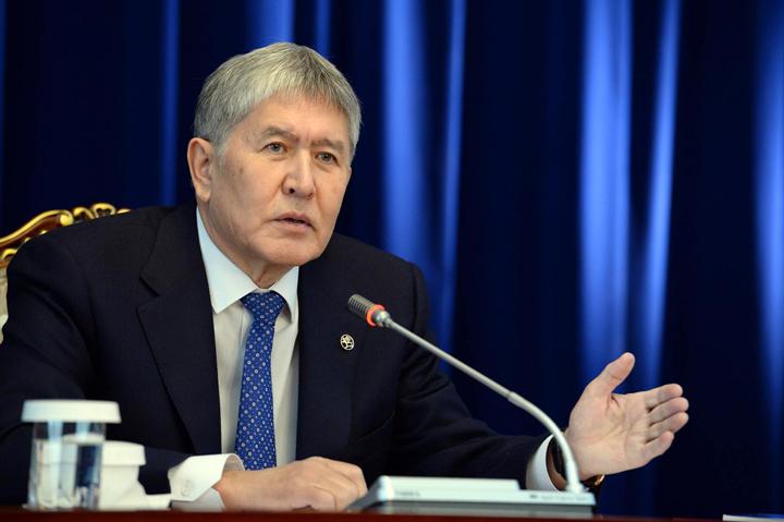Алмазбек Атамбаев - о кыргызстанских мигрантах: «Наши - самые законопослушные!».